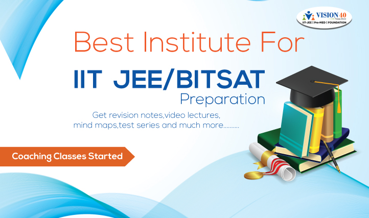 IIT Coaching in Hyderabad-Vision40