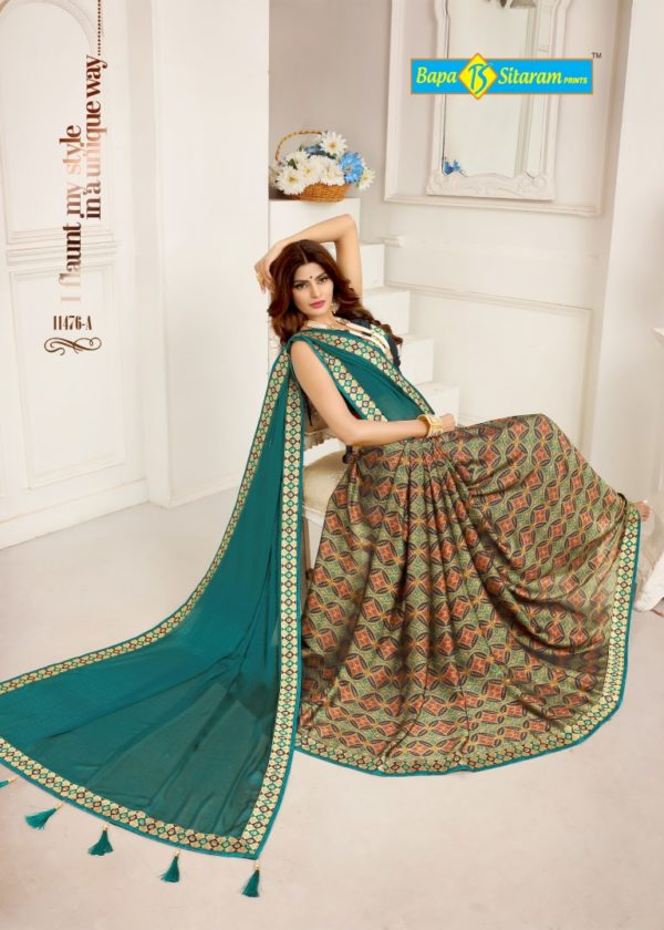 Sarees Manufacturer and Wholesale Dealers in Surat