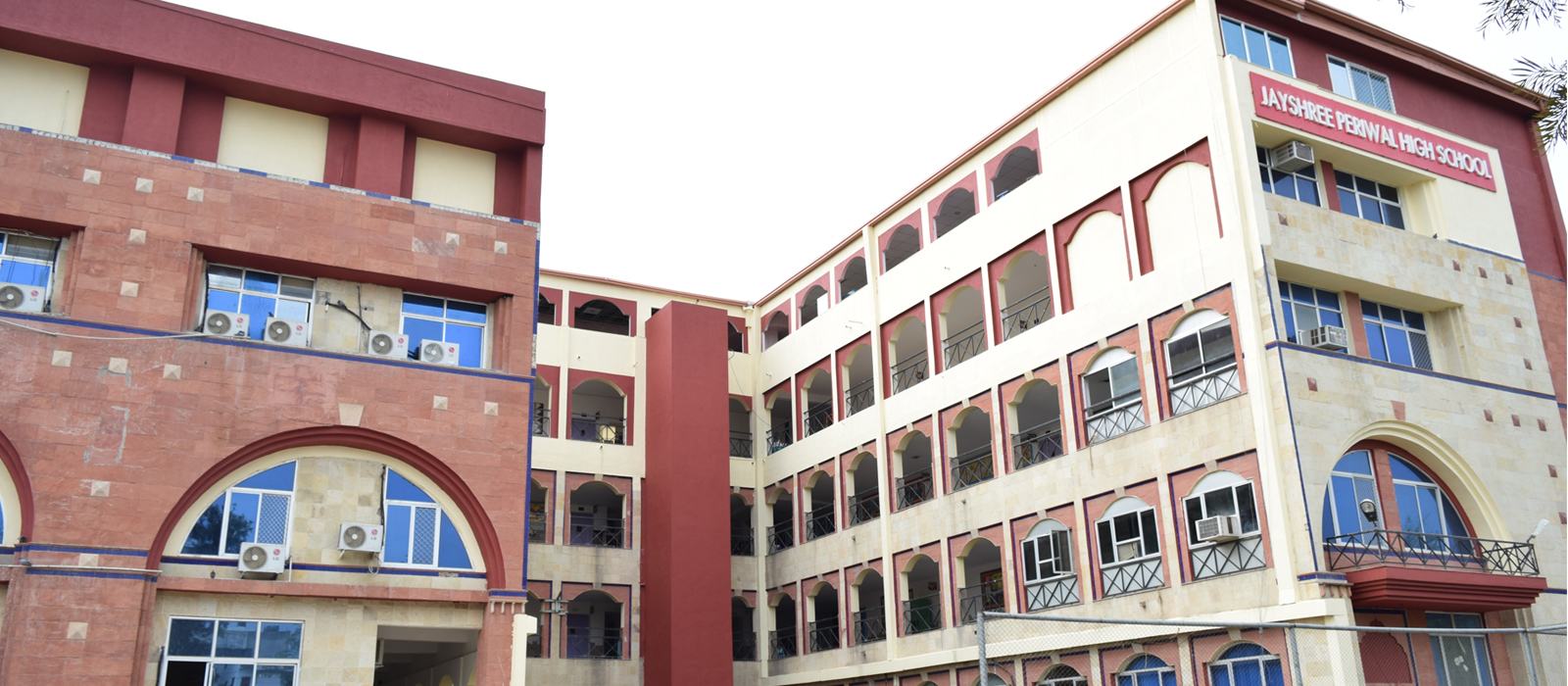 Jayshree Periwal High School