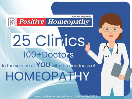 Best Homeopathy Clinics in Hyderabad | Positive Homeopathy