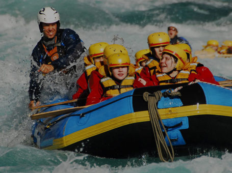 The Camping Junction Best Rafting Camps in Rishikesh