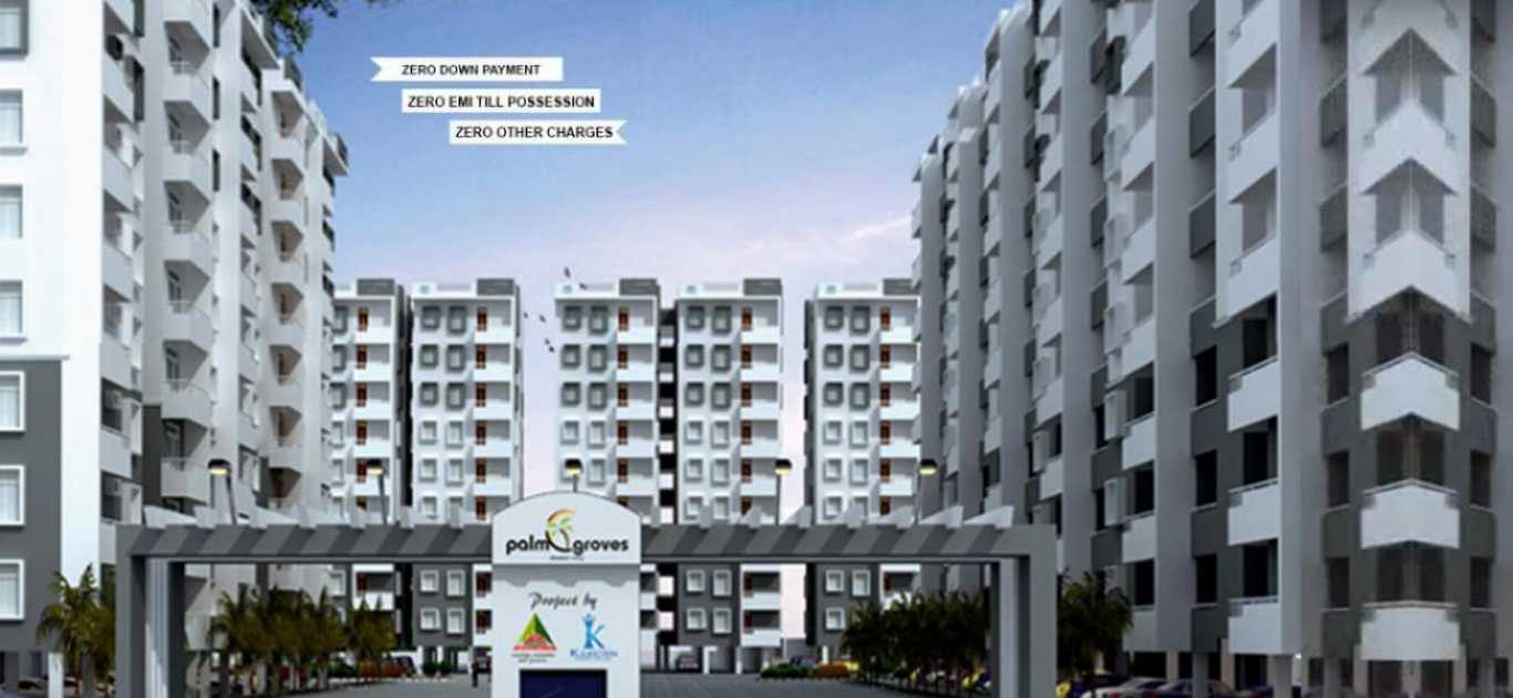 Palm Groves - Luxury Apartments in Bangalore