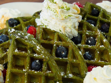 Green Tea Waffles For Tea Lovers – Harsha Enterprises