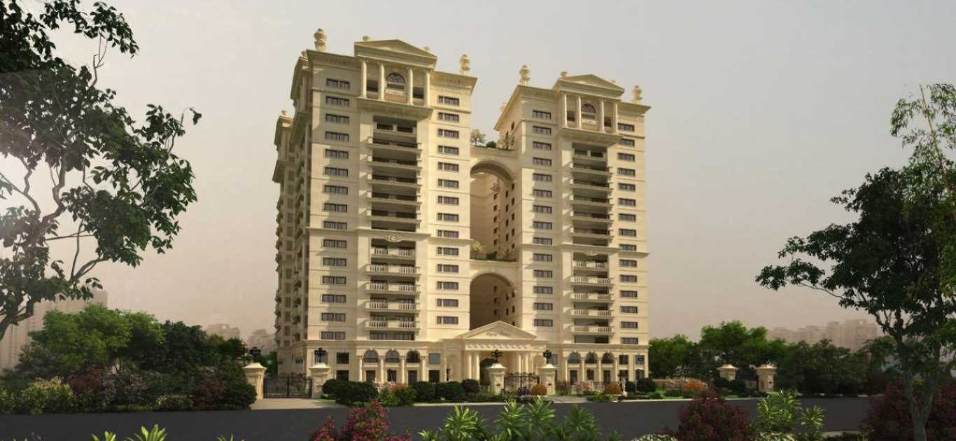 Legacy Cirocco Bangalore - Apartments for Sale in Jakkur