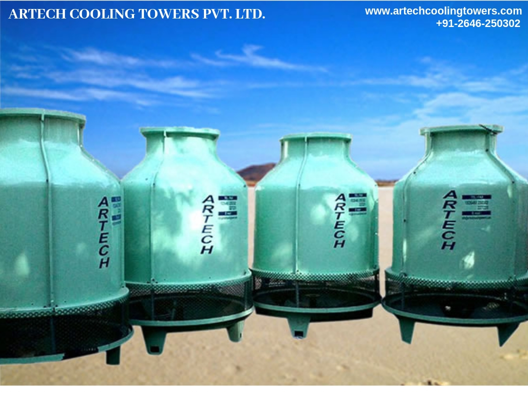 Artech Cooling Towers Pvt. Ltd. – Cooling Towers Manufacturer, Round Cooling Towers
