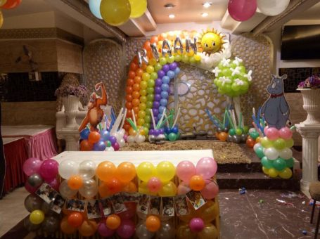 Birthday Party Places Janakpuri