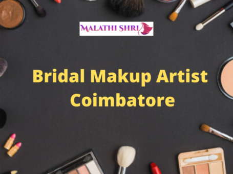 Malathishri – Bridal Makeup Artist and professional makeover specialist in coimbatore