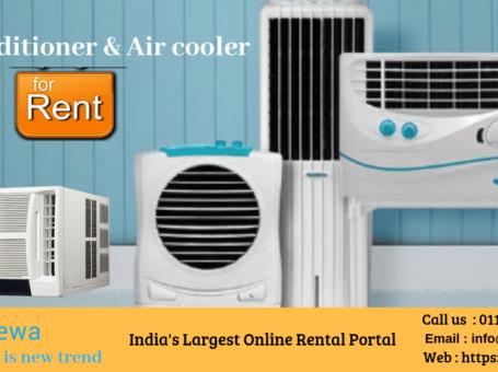 Air conditioner on rent in Delhi