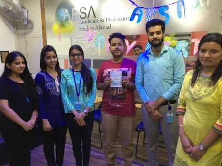 APSA Study Abroad Chandigarh | Overseas Education & Immigration Consultants