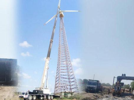 Hydraulic Crane Rental Services Gujarat