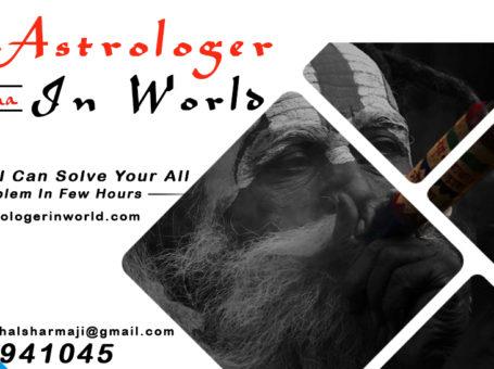 Best Astrologer in World