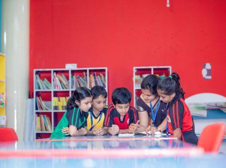 TERNA ORCHIDS THE INTERNATIONAL SCHOOL – KOPARKHAIRANE