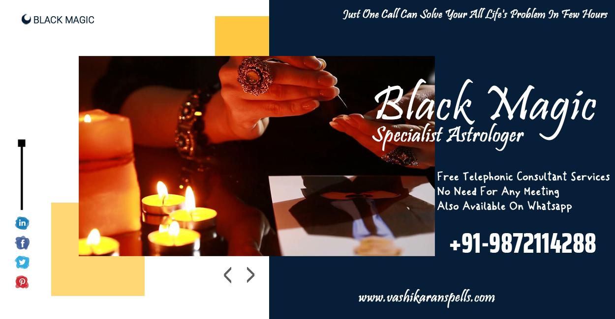 Black Magic Specialist Astrologer - Maulana Aamin Khan ji - +91-9872114288