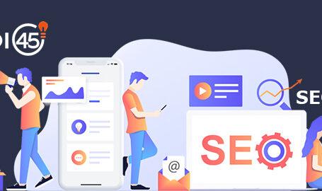 Studio45 – Social Media Marketing Agency Ahmedabad