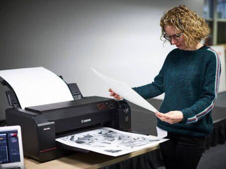 Printer Error State
