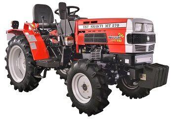Vst Mini Tractor Price in India