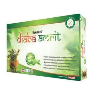 Deemark Diaba Amrit Maintaining the Sugar Level of Diabetes