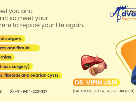 Advance Surgicare Clinic | Dr. Vipin Jain