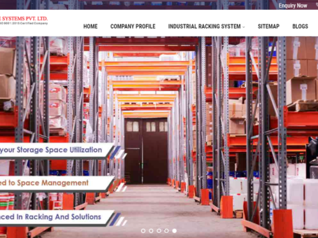 Industrial Storage Rack Manufacturers, Heavy Duty Pallet Rack