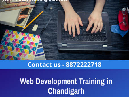Web Development Training in Chandigarh