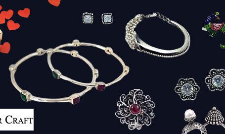 Zilver Craft Silver Jewellery Online