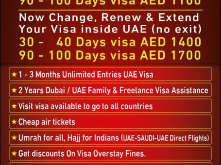 Get UAE Visa In 2 Days