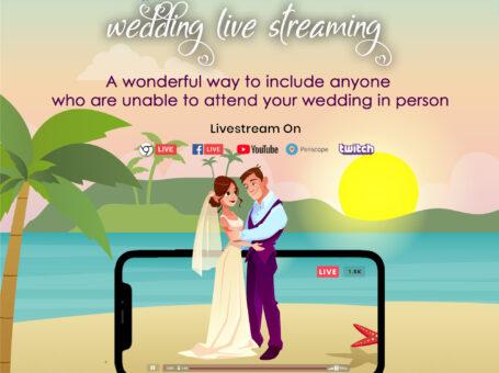 Instagram live streaming in Pondicherry – Ourweds