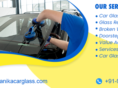 Anika Car Glass Expert Greater Noida, Delhi