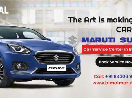Maruti Suzuki Cars Repair and Services and Car Showroom in Bangalore