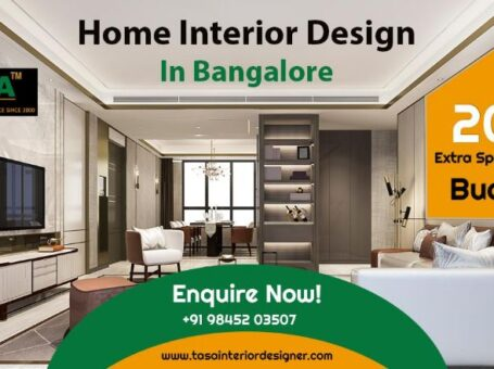 Architecture and Interior Designer in Bangalore