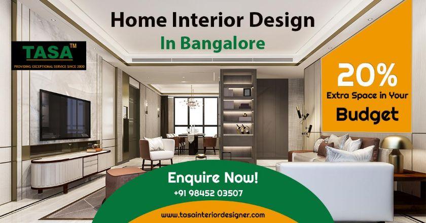 Architecture and Interior Designer in Bangalore