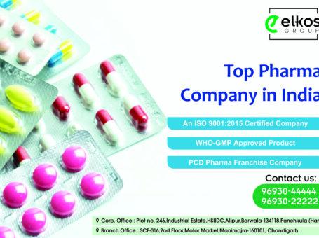 Pharma Franchise Company – Elkos Healthcare