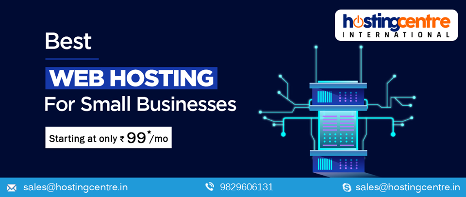 Hosting Centre is the India's Best Domain Name and Web Hosting Service Provider in Jaipur, Rajasthan.