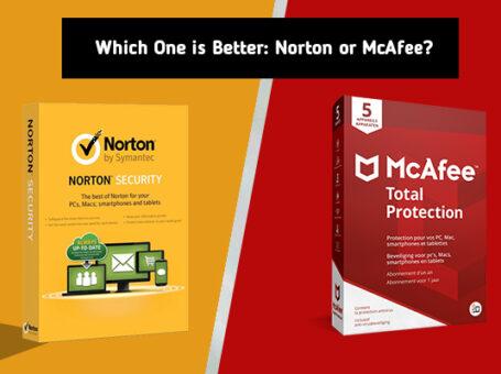 Best Antivirus For Removing Virus : Norton Or Mcafee