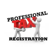 professional tax registration online
