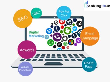 Ranking Hunters – SEO Digital Marketing Company in Ahmedabad India