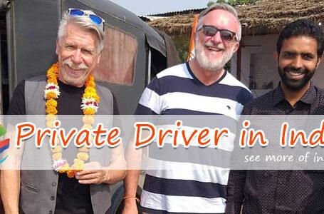 Private Driver in India