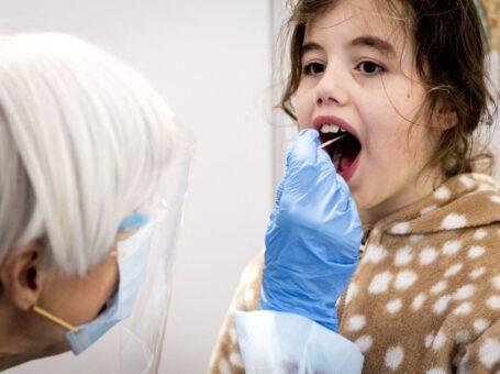 Symptoms Covid 19 Delta Variation in Kids
