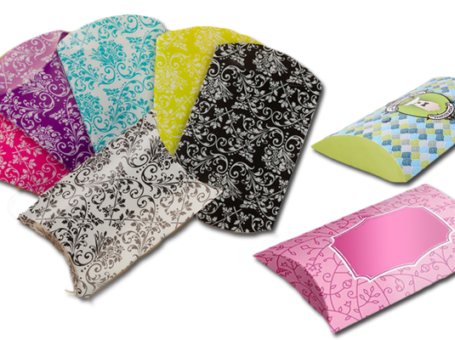 Customized Your Gifts with Pillow Boxes