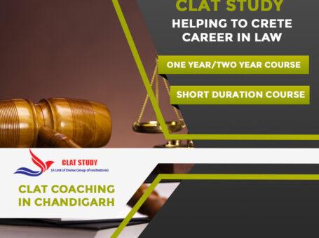 Divine Clat Study – Clat Coaching Institutes in Chandigarh