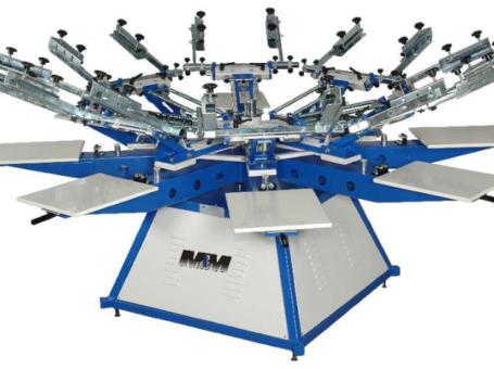 Screen Printing Machine Manufacturers