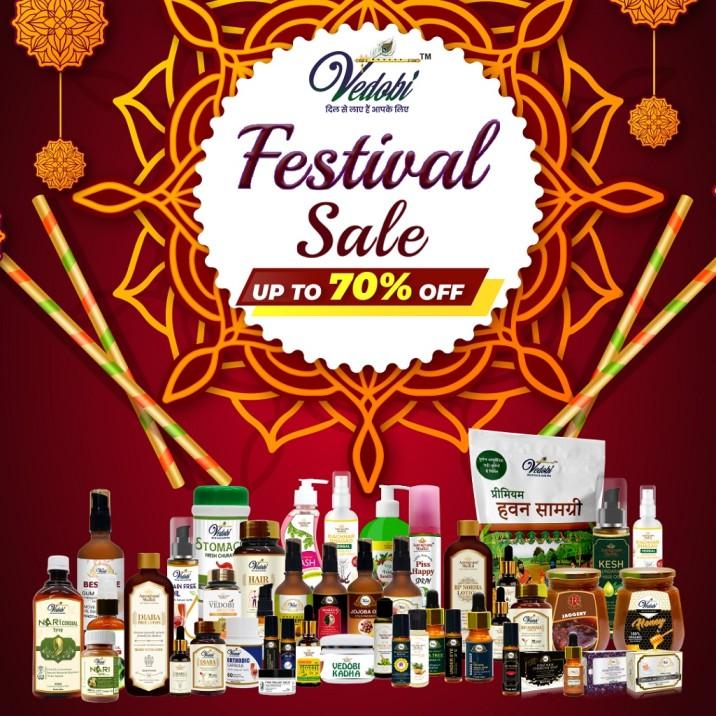 Navratri Sale Upto 70%off   Vedobi